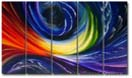 'Crescendo II- 36 x 60 inches - LaGasse Abstract Art
