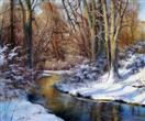 'Late Afternoon in Winter'