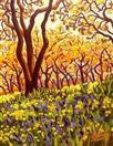 Spring in the Oak Meadow