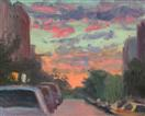 168 S. 2nd Street Sunset