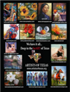 Artists of Texas are listed in American Art Collector