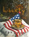 Contemplating Liberty Poster