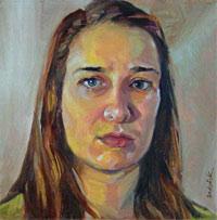 Daily Painter - Sarah Sedwick